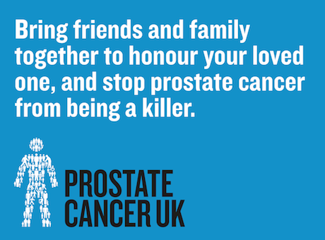 About Prostate Cancer UK